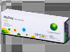 MyDay daily disposable toric (30 šošoviek)