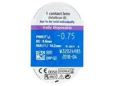 SofLens Daily Disposable (90šošoviek)
