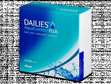 Dailies AquaComfort Plus (180šošoviek)
