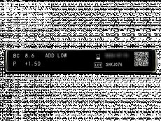 Miru 1 Month Menicon Multifocal (6 šošoviek)