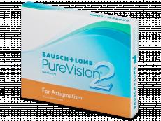 PureVision 2 for Astigmatism (3 šošovky)
