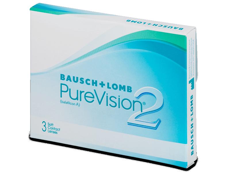 PureVision 2 (3šošovky)