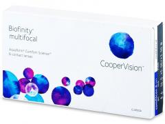 Biofinity Multifocal (6šošoviek)
