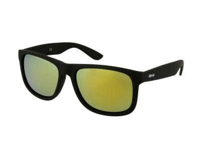 Slnečné okuliare Alensa Sport Black Gold Mirror