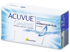 Acuvue Oasys for Astigmatism (12šošoviek)