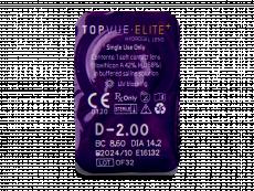 TopVue Elite+ (10 párov šošoviek)