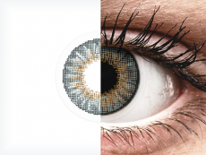 Air Optix Colors - Grey - nedioptrické (2šošovky)