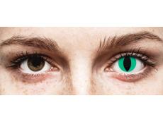 ColourVUE Crazy Lens - Anaconda - nedioptrické (2 šošovky)