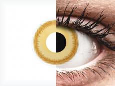 ColourVUE Crazy Lens - Avatar - nedioptrické (2 šošovky)