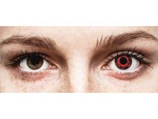ColourVUE Crazy Lens - Madara - nedioptrické (2 šošovky)