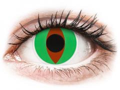 ColourVUE Crazy Lens - Raptor - nedioptrické (2 šošovky)