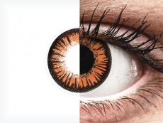 ColourVUE Crazy Lens - Twilight - nedioptrické (2 šošovky)