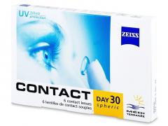 Carl Zeiss Contact Day 30 Spheric (6šošoviek)