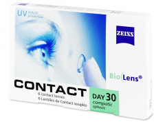 Carl Zeiss Contact Day 30 Compatic (6šošoviek)