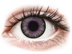 ColourVUE Fusion Violet Gray - nedioptrické (2šošovky)