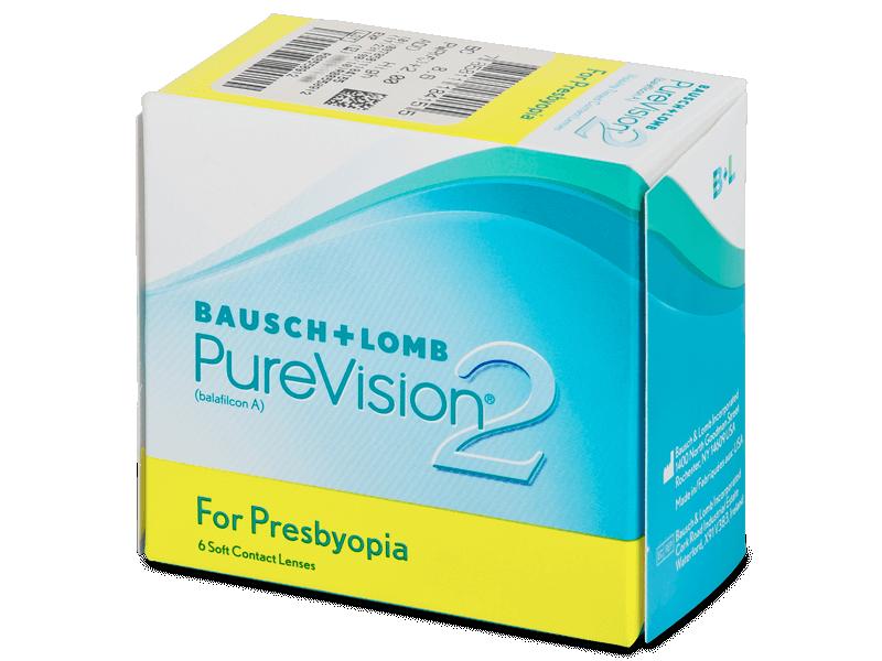 PureVision 2 for Presbyopia (6šošoviek)