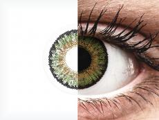 FreshLook One Day Color Green - nedioptrické (10 šošoviek)