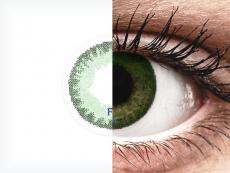 FreshLook Dimensions Sea Green - nedioptrické (2 šošovky)