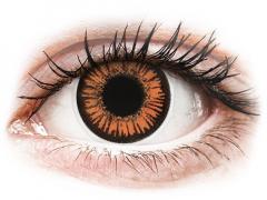 ColourVUE Crazy Lens - Twilight - jednodenné nedioptrické (2 šošovky)