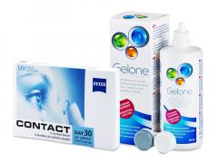 Zeiss Contact Day 30 Air (6 šošoviek) + Gelone 360 ml