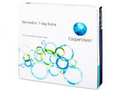 Biomedics 1 Day Extra (90šošoviek)