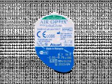 Air Optix plus HydraGlyde for Astigmatism (6šošoviek)