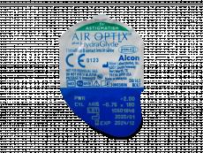 Air Optix plus HydraGlyde for Astigmatism (3 šošovky)