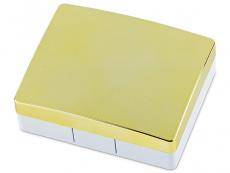Elegantná kazeta - zlatá