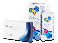 TopVue Air (6 šošoviek) + Gelone 360 ml