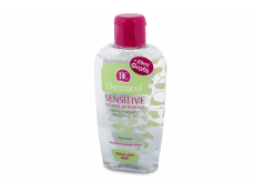 Dermacol Sensitive neparfumovaný odličovač na citlivé oči 150 ml