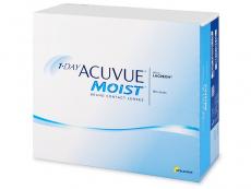 1 Day Acuvue Moist (180šošoviek)