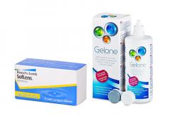 SofLens Multi-Focal (3 šošovky) + roztok Gelone 360 ml