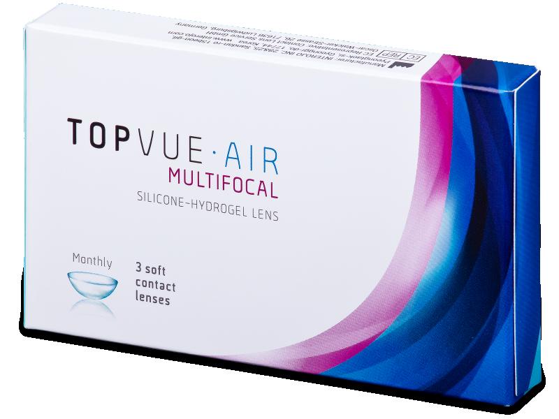 TopVue Air Multifocal (3šošovky)