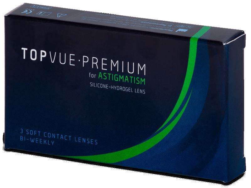 TopVue Premium for Astigmatism (3šošovky)
