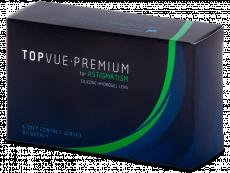 TopVue Premium for Astigmatism (6šošoviek)