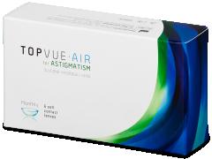 TopVue Air for Astigmatism (6šošoviek)