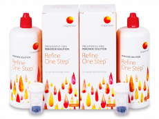 Roztok Refine One Step 2x 360 ml