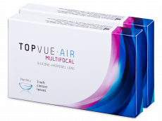 TopVue Air Multifocal (6 šošoviek)