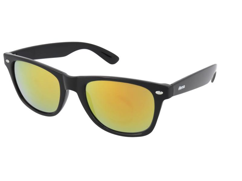 Slnečné okuliare Alensa Sport Black Orange Mirror