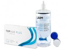 TopVue Plus (6 šošoviek) + Laim-Care 400 ml