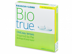 Biotrue ONEday for Presbyopia (90 šošoviek)
