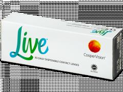Live Daily Disposable (30 šošoviek)
