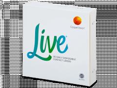 Live Daily Disposable (90 šošoviek)