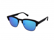 Hawkers Rubber Black Clear Blue Classic