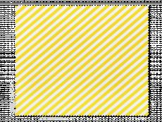 Čistiaca handrička na okuliare - žlté prúžky