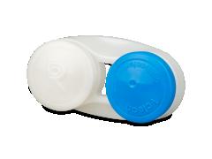 Puzdro na šošovky Antibakteriálne modré