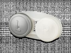Puzdro na šošovky Antibakteriálne šedé