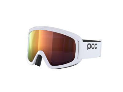 POC Opsin Clarity Hydrogen White/Spektris Orange
