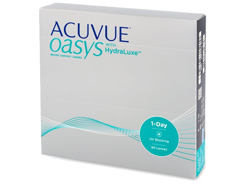 Acuvue Oasys 1-Day (90 šošoviek)