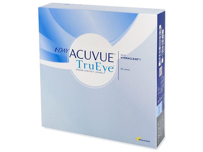 1 Day Acuvue TruEye (90šošoviek)